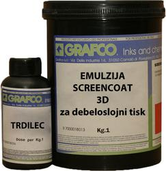 1030631 EMULZIJA SCREENCOAT 3D, KG.1