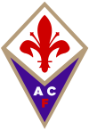 Logo for Fiorentina