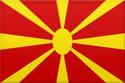 Logo for Nordmakedonien