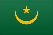Logo for Mauretanien