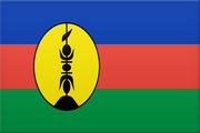Logo for Ny Kaledonien
