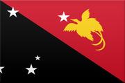 Logo for Papua Ny Guinea