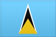 Logo for Saint Lucia