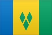Logo for St. Vincent og Grenadinerne