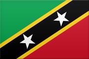 Logo for St. Kitts og Nevis