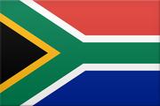 Logo for Sydafrika