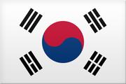 Logo for Sydkorea