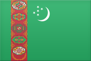 Logo for Turkmenistan