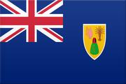 Logo for Turks- og Caicosøerne