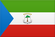 Logo for Ækvatorialguinea
