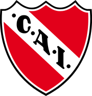Logo for Independiente