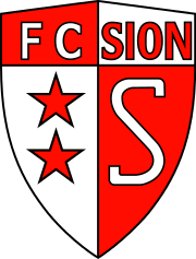 Logo for FC Sion