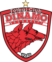 Logo for Dinamo Bukarest
