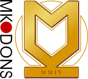 Logo for Milton Keynes Dons