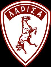 Logo for AE Larissa