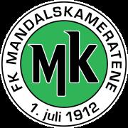 Logo for Mandalskameratene