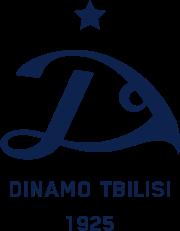 Logo for Dinamo Tbilisi