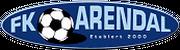 Logo for FK Arendal
