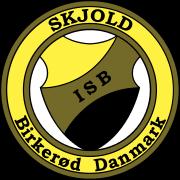 Logo for Birkerød Skjold (k)