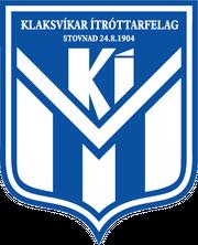 Logo for KI Klaksvik