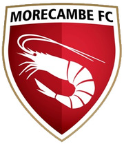 Logo for Morecambe