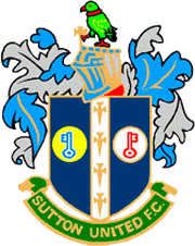 Logo for Sutton United