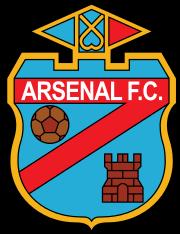 Logo for Arsenal de Sarandí