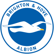 Logo for Brighton & Hove Albion (k)