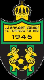 Logo for Torpedo Kutaisi