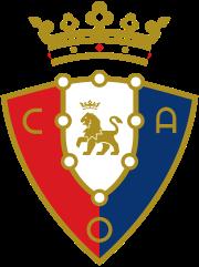 Logo for Osasuna