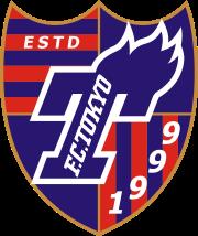 Logo for FC Tokyo