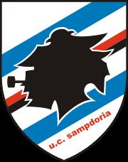 Logo for Sampdoria