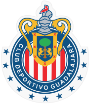 Logo for CD Guadalajara