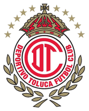 Logo for Toluca