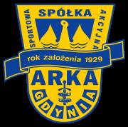 Logo for Arka Gdynia