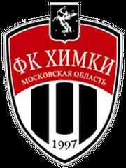 Logo for Khimki
