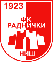 Logo for Radnicki Nic