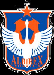 Logo for Albirex Niigata FC