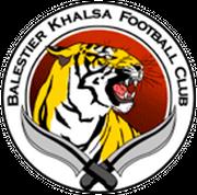 Logo for Balestier Khalsa FC