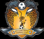 Logo for Hougang United FC
