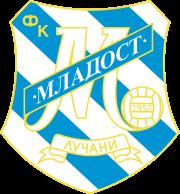Logo for Mladost Lucani