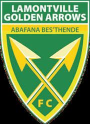Logo for Lamontville Golden Arrows