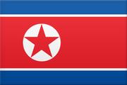 Logo for Nordkorea