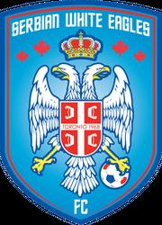 Logo for Serbian White Eagles