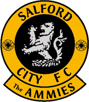 Logo for Salford City