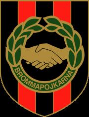 Logo for Brommapojkarna