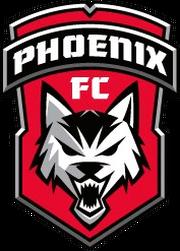 Logo for Phoenix Rising FC