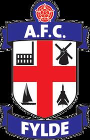 Logo for AFC Fylde
