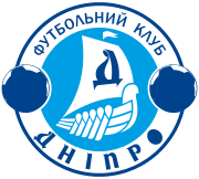Logo for Dnipro