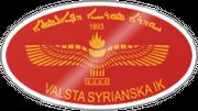 Logo for Valsta Syrianska